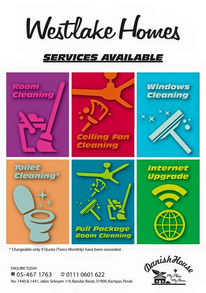 Westlake Home Service Available