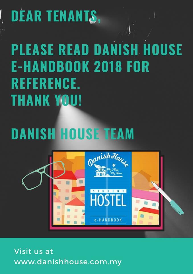 Danish House E-handbook